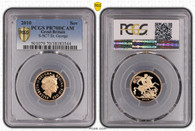 Great Britain Elizabeth II 2010 Gold Sovereign Proof PCGS PR70 DCAM #38183544