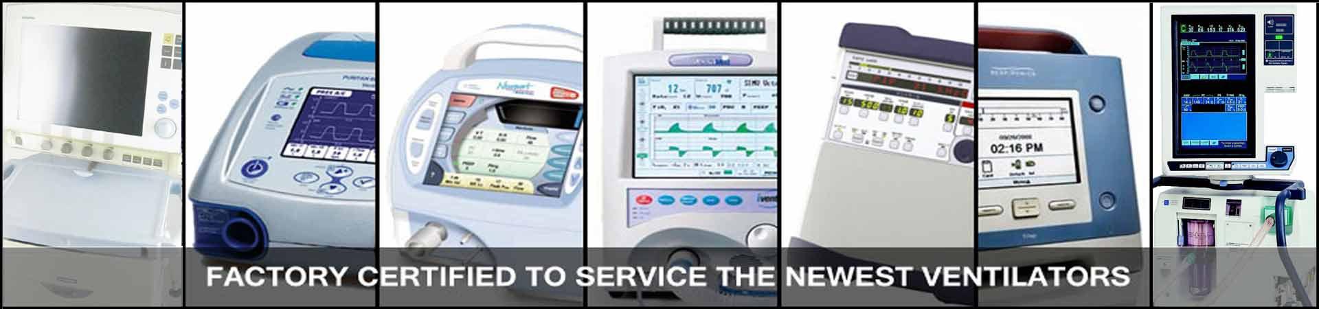 Ventiltaor Repair, Rental and Sales.
