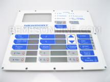 HT-50 Front Panel Assembly - V11-72100-63