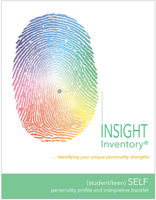 Student/Teen INSIGHT Inventory SELF (paper booklet)