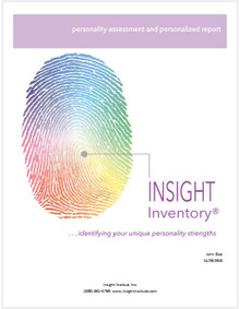 INSIGHT Inventory Personalized Report