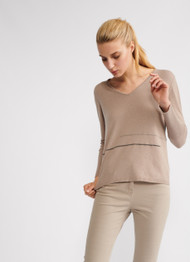 Fabiana Filippi Wool and Cashmere Pullover
