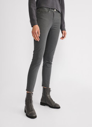Fabiana Filippi Trevi Skinny Cotton Trousers
