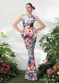 Chiara Boni La Petite Robe Eden Long Dress