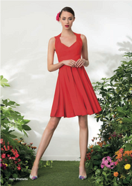 Chiara Boni La Petite Robe Pheliette Dress
