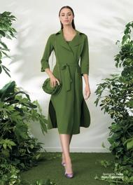 Chiara Boni La Petite Robe Dewa Coat