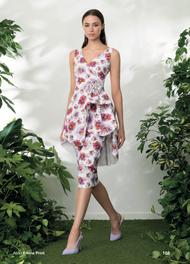 Chiara Boni La Petite Robe Emine Print Dress