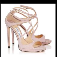 Jimmy Choo Lance Ballet Pink Sandal