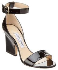 Jimmy Choo Edina Patent Leather Sandal