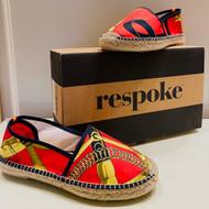 Respoke Ana Red/Black Classic Espadrilles