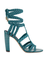 Jimmy Choo Trix Woven Sandal