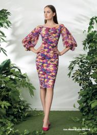 Chiara Boni La Petite Robe Maber Illusion GG Dress