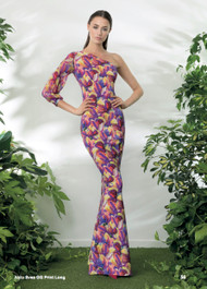 Chiara Boni La Petite Robe Svea GG Long Dress