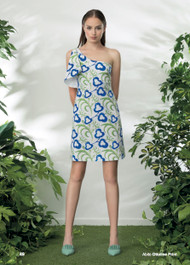 Chiara Boni La Petite Robe Ottoline Print Dress