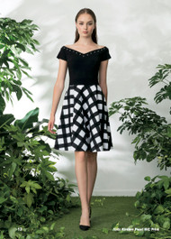 Chiara Boni La Petite Robe Kirsten Pearl Dress