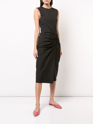 Carolina Herrera Black Pencil Dress