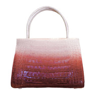 Nancy Gonzalez Small Caiman Wallis Handbag