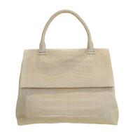 Nancy Gonzalez Top-Handle Crocodile Satchel Bag