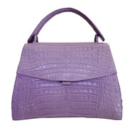 Nancy Gonzalez Jolene Crocodile Handbag
