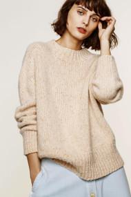 Dorothee Schumacher In Heaven Beige Sweater