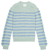 Barrie Fancy Coast Cashmere Sweater