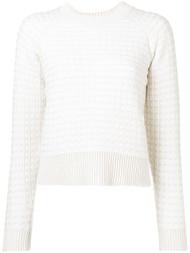 Barrie Waffle-Effect Sweater