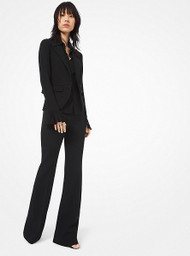 Michael Kors Black Flared Pants