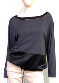 Fabiana Filippi Silk Structure Blouse