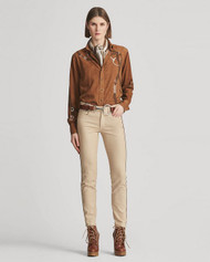 Ralph Lauren Collection 400 Matchstick Jean