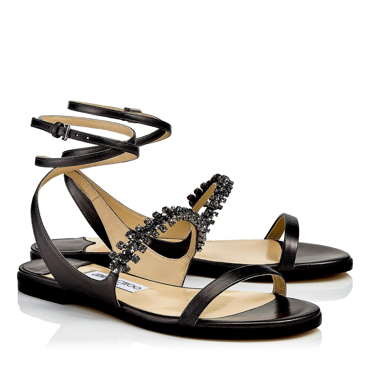 Jimmy Choo Abira Flat Sandal