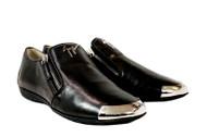 Giuseppe Zanotti Nappa Leather Loafer