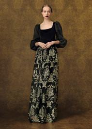 Chiara Boni La Petite Robe Drissa Velvet Gown