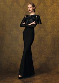 Chiara Boni La Petite Robe Mona Gown