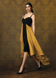 Chiara Boni La Petite Robe Bagheera Taffetà Dress
