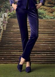 Chiara Boni La Petite Robe Wiem Velvet Pants