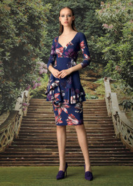 Chiara Boni La Petite Robe Edmea Print Dress