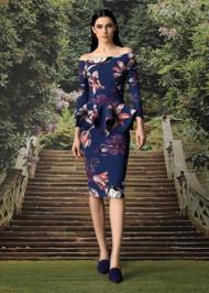 Chiara Boni La Petite Robe Eden Print Dress
