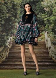 Chiara Boni La Petite Robe Jalila Velvet Dress