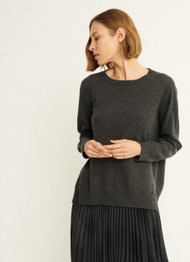 Fabiana Filippi Wool Blend Pullover Sweater