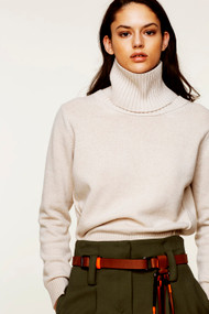 Dorothee Schumacher Easeful Comfort Convertible Turtleneck