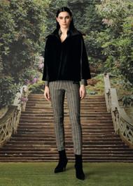 Chiara Boni La Petite Robe Mony Velvet Jacket