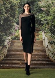 Chiara Boni La Petite Robe Nicla Net Dress