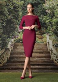 Chiara Boni La Petite Robe Inna Illusion Cocktail Dress