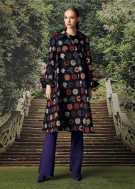 Chiara Boni La Petite Robe Zaky Gobelin Long Coat