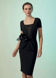 Chiara Boni La Petite Robe Lone Illusion Dress