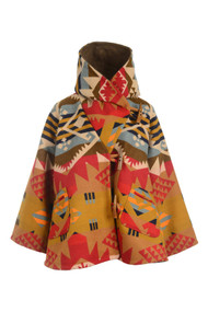 Lindsey Thornburg Pendleton Journey West Cloak