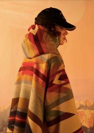 Lindsey Thornburg Pendleton Wyeth Trail Cloak