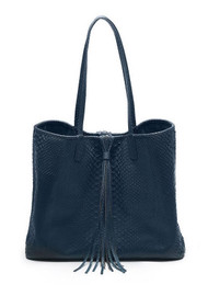 J. Markell Stevie Tote in Blue Jean