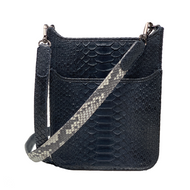 J.Markell Mini Asher Crossbody in Navy