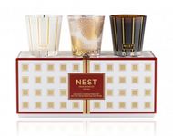 NEST Holiday Candle Trio